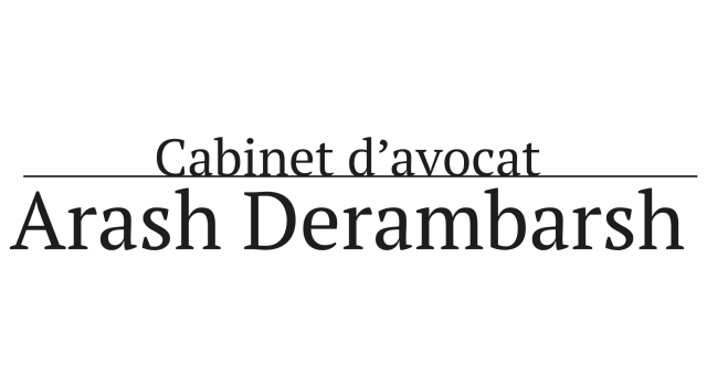 arash derambarsh avocat logo